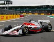 F1 2022 concept - Silverstone