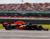 Verstappen tops Norris in Silverstone pre-qualifying practice