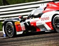 Lopez, Toyota stay ahead in Monza WEC practice