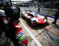 Toyota sweeps Monza WEC practice