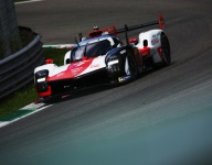 Toyotas rule Monza WEC qualifying
