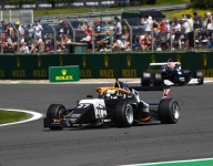 Powell battles back for W Series win at Silverstone