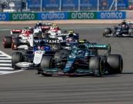 Vettel, Sainz and Russell under investigation after Silverstone Sprint