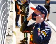 Verstappen calls Hamilton celebrations 'disrespectful' after 'dangerous move'