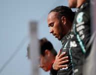 Racist abuse of Hamilton condemned by F1, FIA and teams