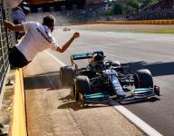Mercedes encouraged by gains from upgrade