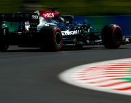 Hamilton leads Mercedes sweep of Hungarian GP qualifying