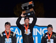 Marco Andretti scores SRX victory in shootout at Slinger