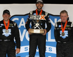 Chase Elliott wins SRX season finale at Nashville, Stewart takes title