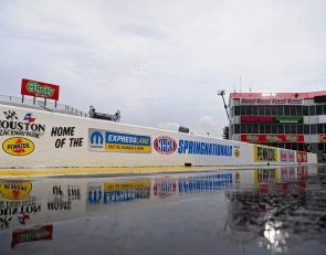 NHRA Houston track to close in 2022