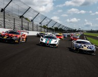 Ferrari clients get thrill on Indianapolis oval