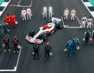 F1 unveils model of 2022 car at Silverstone