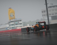 iRacing plans LMDh car, gives update on rain