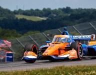 Dixon leads final Mid-Ohio IndyCar practice