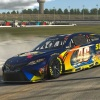 Mullis beats Vincent with late-race pass for eNASCAR All-Star Race win