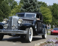 This weekend's Concours of America first under Hagerty ownership