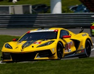 Garcia, Taylor win weather-shortened Northeast GP at Lime Rock Park