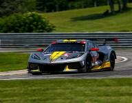 Milner keeps Corvette ahead in second Lime Rock practice