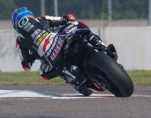 Gagne leads Friday's close Q1 from Brainerd International Raceway