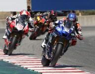 Gagne takes ninth straight win at WeatherTech Raceway Laguna Seca