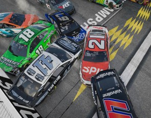 Reynolds blames lack of respect between some drivers for crashes in Coca-Cola iRacing Series