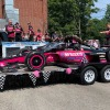 Shank's hometown honors Indy 500 victory with parade