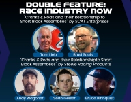 Race Industry Now double feature set for July 14