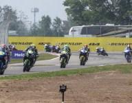 MotoAmerica support classes: Lewis, Gloddy, De Keyrel, Kelly score wins at Brainerd