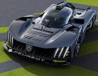 Peugeot reveals 9X8 Hypercar