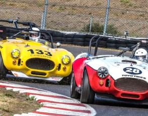Weekend vintage racing calendar