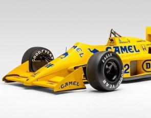 Formula 1 exhibit opening at Petersen Automotive Museum
