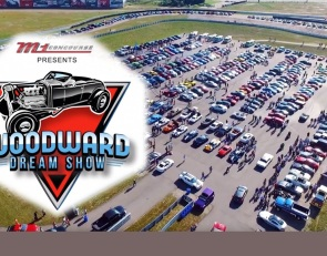 Over 200 cars already confirmed for Woodward Dream Show at M1 Concourse