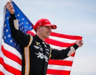 Newgarden win caps successful Fourth of July weekend for Team USA alumni
