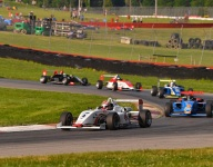 Double win for d'Orlando boosts USF2000 title challenge