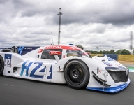 MissionH24 hydrogen-powered race car to make UK debut at Goodwood