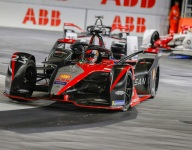 Nissan e.dams drivers disqualified for excessive energy use