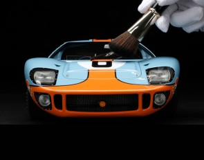 First look: Amalgam's Ford GT40 model