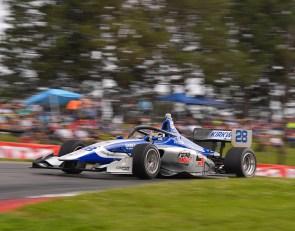 Kirkwood dominates Mid-Ohio to reclaim Indy Lights points lead