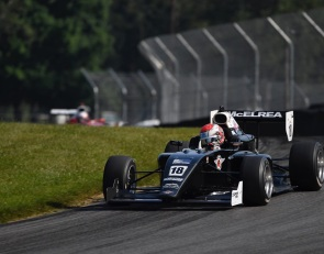 McElrea makes good with Mid-Ohio Indy Pro 2000 win