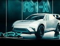NRX reveals electric Group E bodywork concept