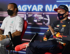 Verstappen angered by question about how he will race Hamilton