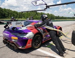 Operation Motorsports gives direction to military vets by chasing World Challenge success