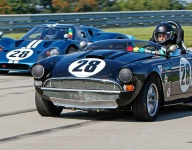 Previewing this weekend's vintage racing action