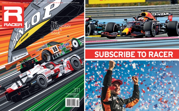 RACER Aug/Sep 2021: The Legendary Races Issue