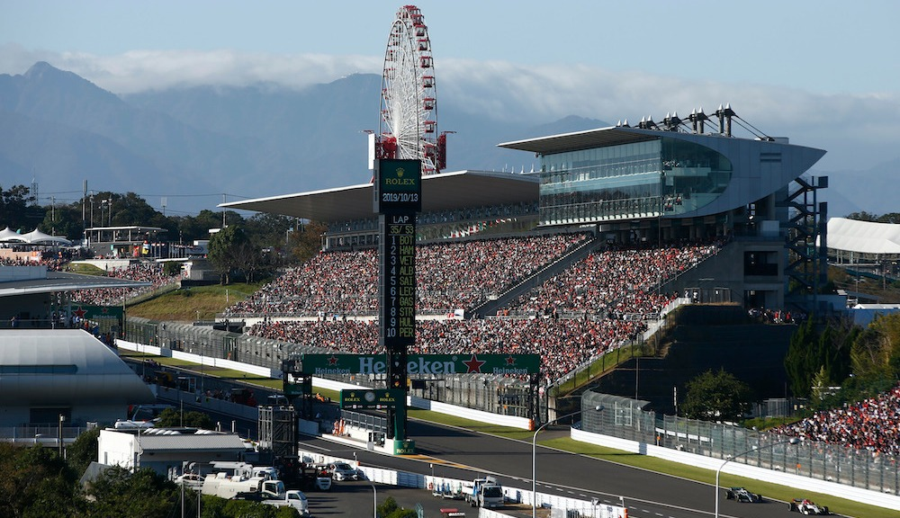 Japanese Grand Prix set to be called off