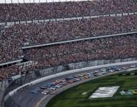Larson leads Daytona Cup field