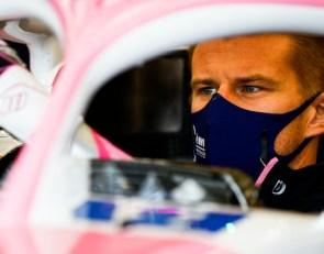 Hulkenberg enters the frame for 2022 IndyCar ride with ECR