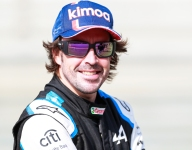 Alpine confirms Alonso for 2022