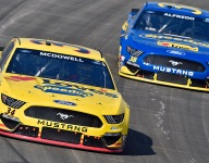 Front Row crew chiefs ejected from regular-season finale at Daytona