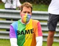 Vettel, Sainz, Bottas and Stroll reprimanded over protests